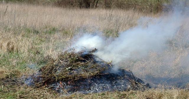 Final bonfire